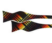 Sunset Self Tie Bow Tie